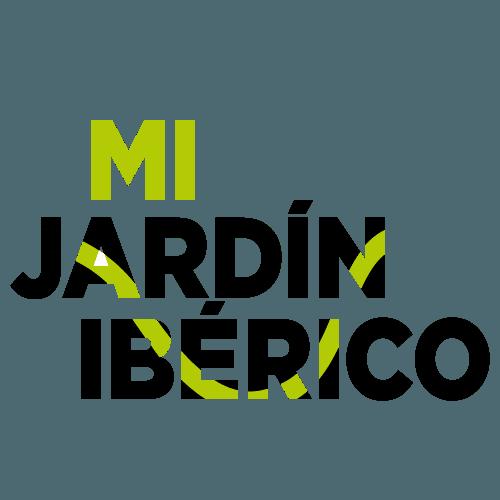 Logotipo Mi jardín ibérico